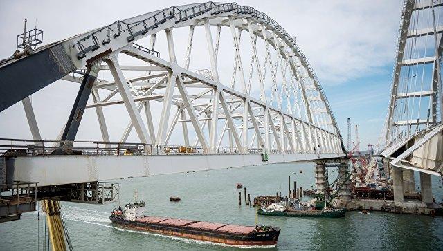 Крымский мост в опасносте!