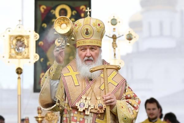 Патриарх Кирилл нашел способ…