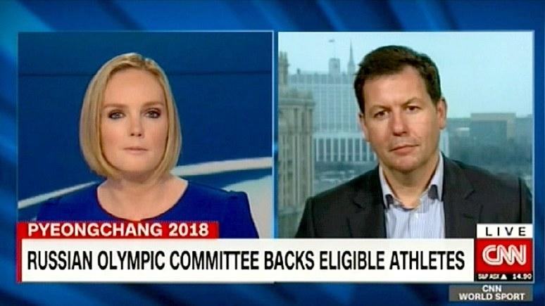 CNN: выступать на Олимпиаде …