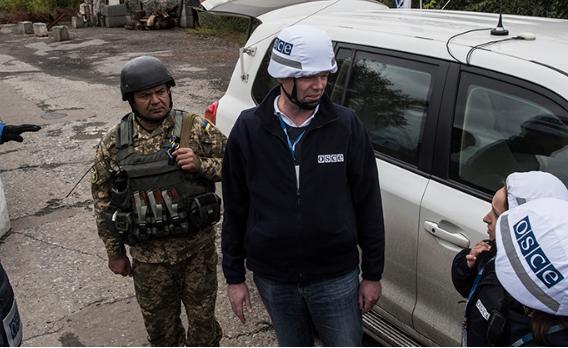 США обвинили Россию в замораживании войны в Донбассе