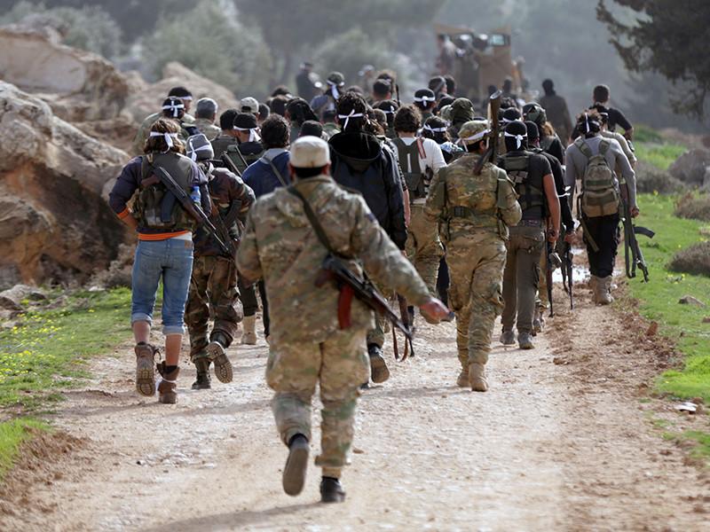 Идет массовое дезертирство из рядов Сирийских демократических сил