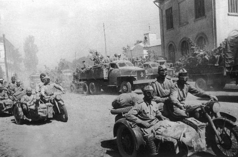 Как у Красной Армии появились военные мотоциклы