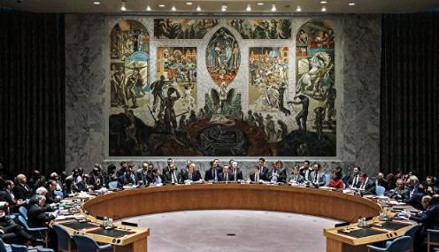 ЗАПАД НАЧАЛ ОПЕРАЦИЮ ПО ВЫВЕДЕНИЮ РОССИИ ИЗ СОВБЕЗА ООН
