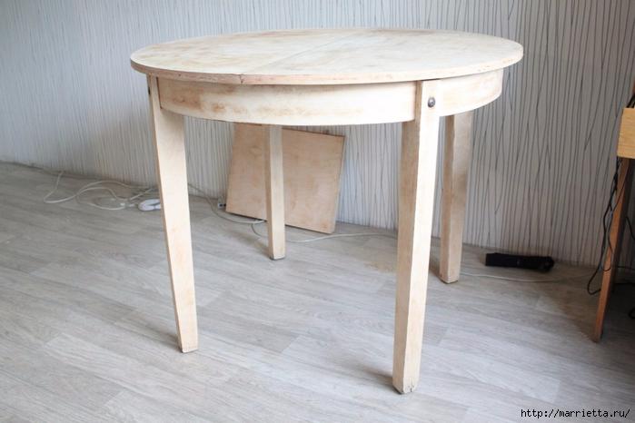 Мастер-класс по созданию стола в стиле шебби шик (3) (700x466, 212Kb)
