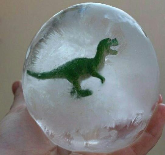 Яйца динозавров (diy)