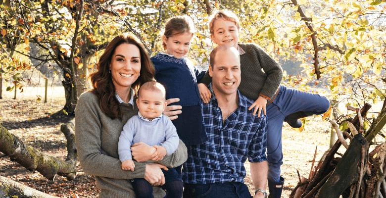Дети принца Уильяма и Кейт М…