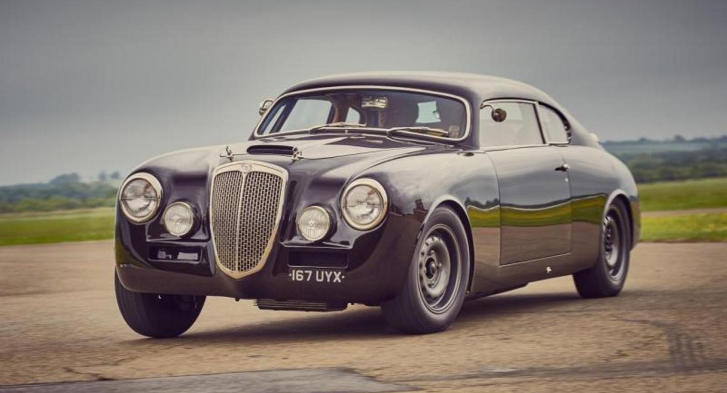 Lancia Aurelia B20GT Outlaw — рестомод за 40 млн рублей Автомобили