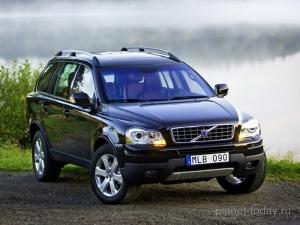 Первое поколение внедорожника Volvo XC90 будет продаваться в Китае как XC Classic