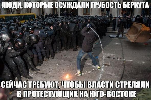 «Беркут»: всё только начинается. То, что никогда не опубликуют киевские узурпаторы власти