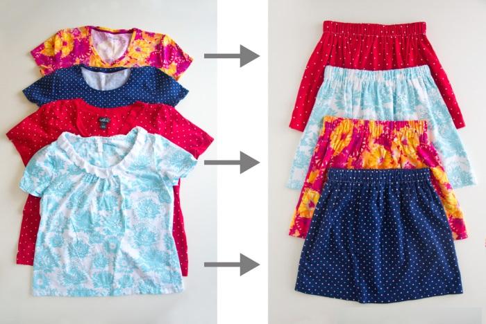 Когда надоели футболки и хочется больше юбок. /Фото: vh26s5v0qdz9bkd1-zippykid.netdna-ssl.com