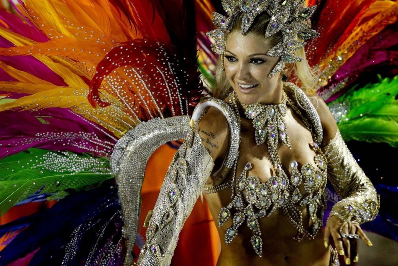 Женский беспредел в Рио