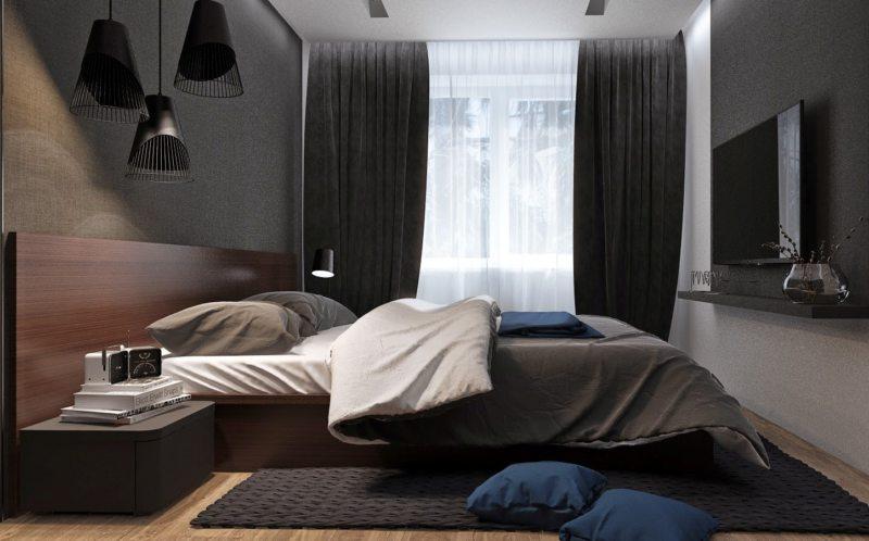 Мужская спальня (2)