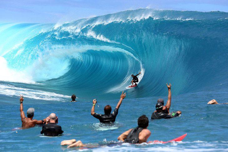 Лучше волн могут быть только волны