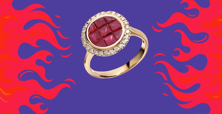 Рубины – драгоценные камни, …