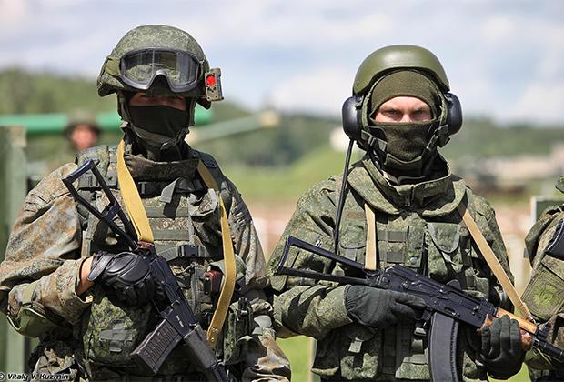 «Ратник» для разведчика и танкиста