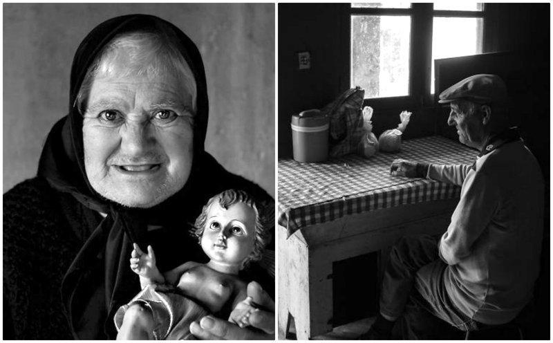 Фотограф собрал истории стариков, живущих в полном одиночестве