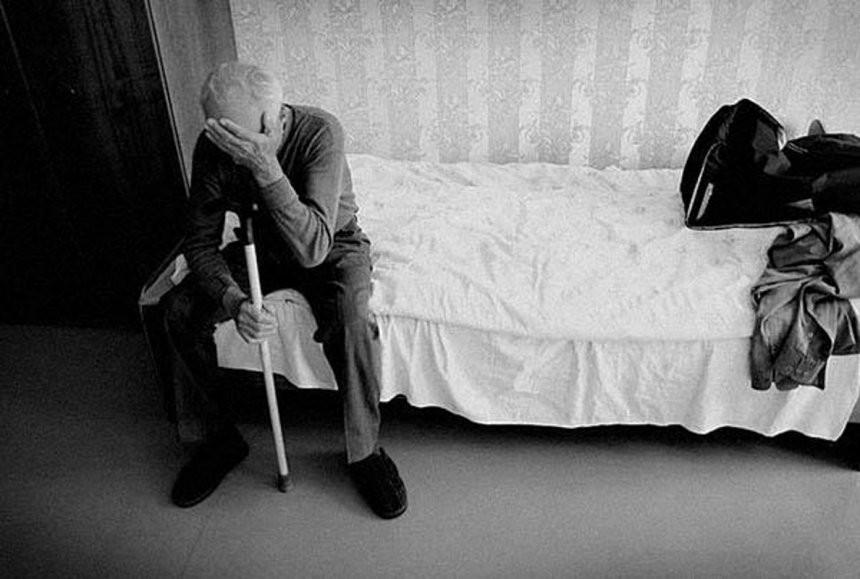 Не отдавайте своих стариков! Истории из жизни,отношения