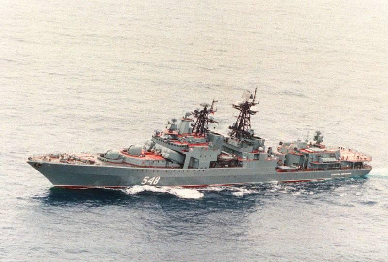 Российские противолодочные корабли оснащают «Калибрами»