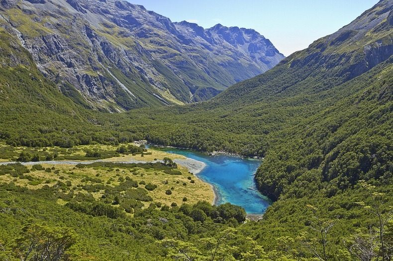 Самое чистое озеро на Земле …