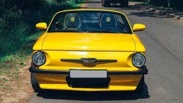 Самый быстрый «Запорожец» продают за 3 200 000 руб