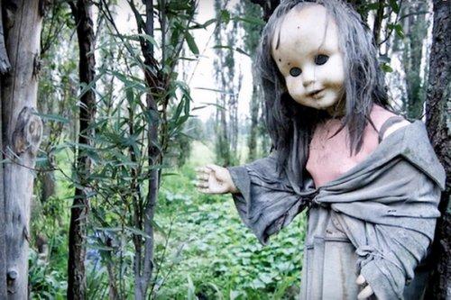 История печально известного Острова Кукол в Мексике