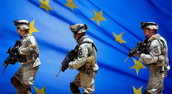 Идея создания единой европейской армии появилась ещё в середине прошлого века