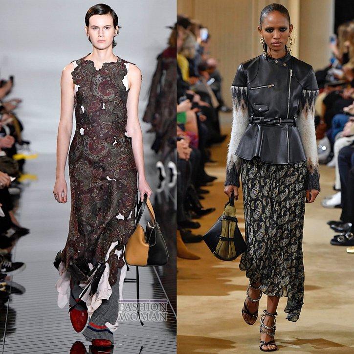 Модные принты осень-зима 2019-2020 фото №30