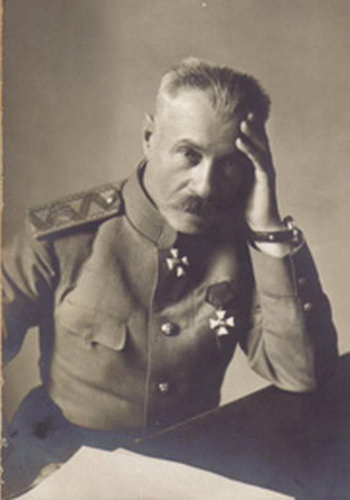 Не из «фазанов» и «гвардейцев». Русский генерал С. Ф. Стельницкий