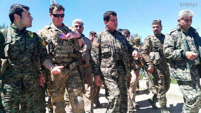 Хроника предательства: СМИ публикуют новые доказательства сговора США, ИГИЛ и курдских формирований