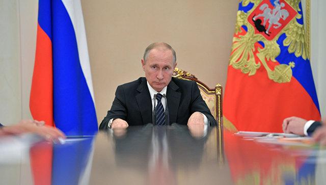 Путин предложил повысить МРОТ до 85% от прожиточного минимума