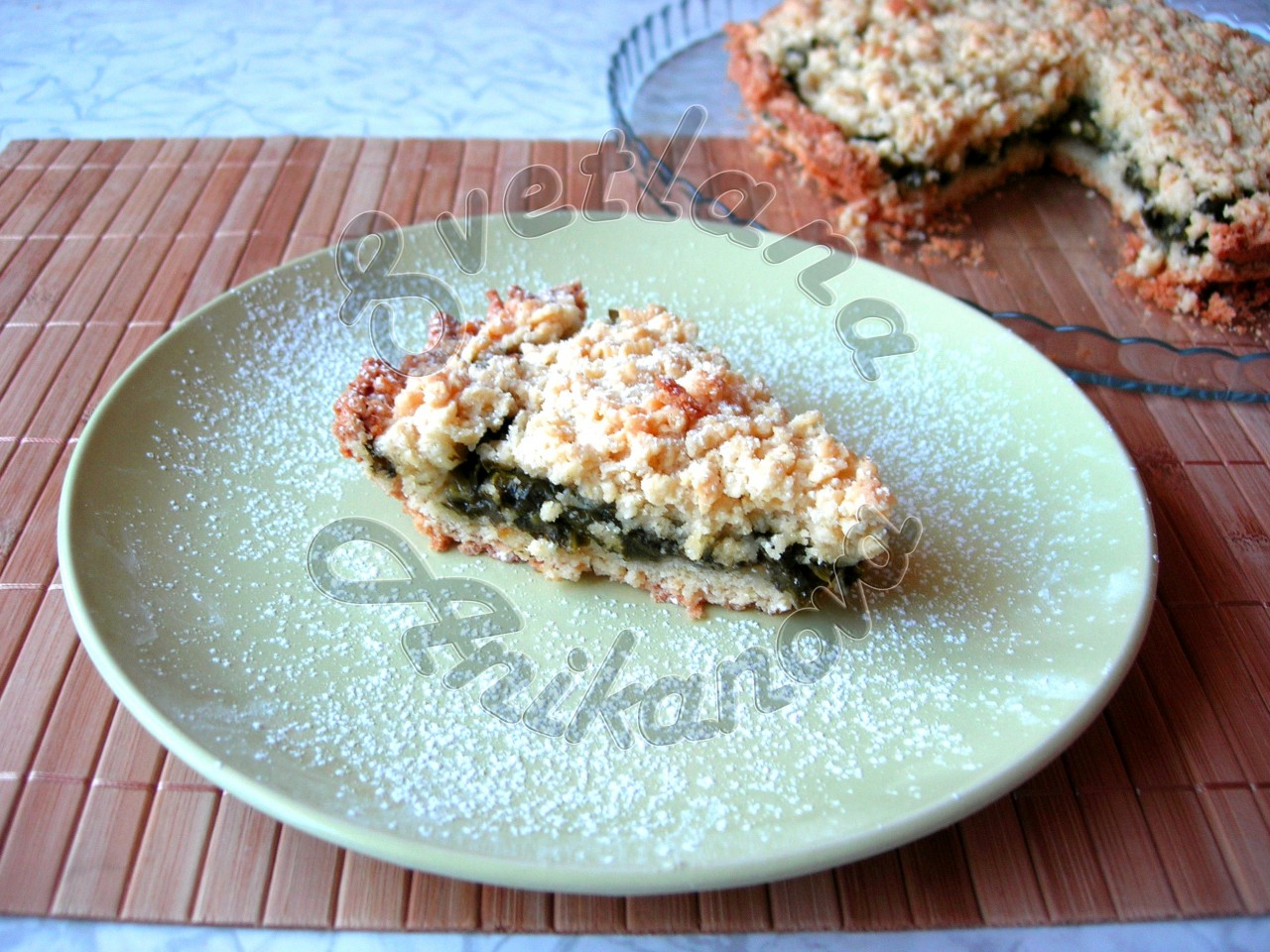 Щавелевый пирог. Очень вкусный и простой рецепт приготовления пирога со щавелем!