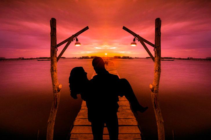 Как случайная встреча стала началом потрясающей истории любви