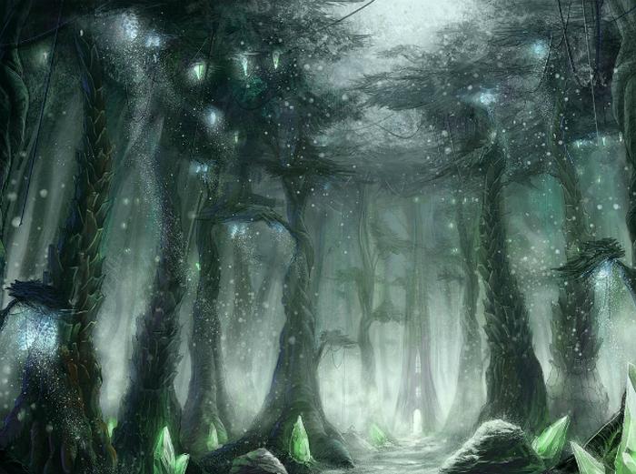 Священные деревья