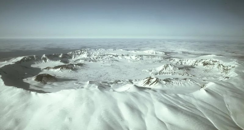 Как извержение вулкана на Аляске ускорило падение Римской республики