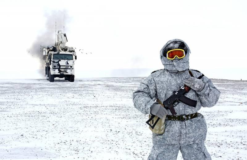 Арктика: США и их союзники делают конкретные шаги к войне с Россией Политика