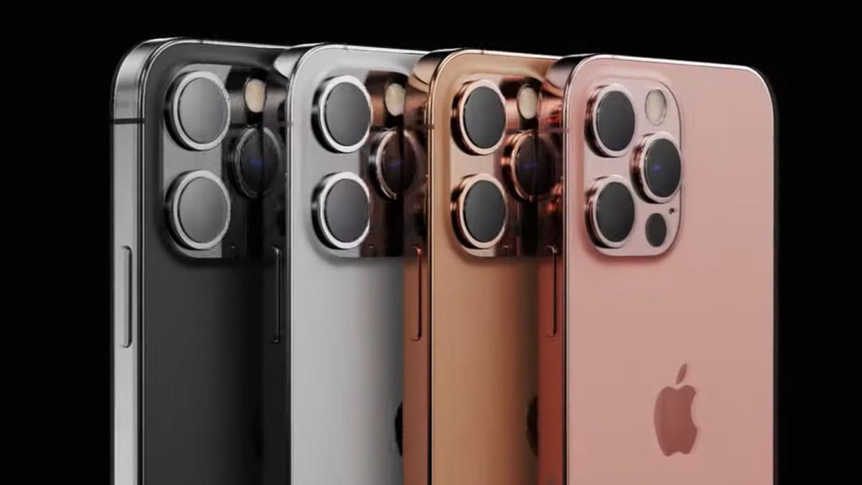 Apple может оснастить iPhone 13 флеш-накопителем объемом до 1 ТБ