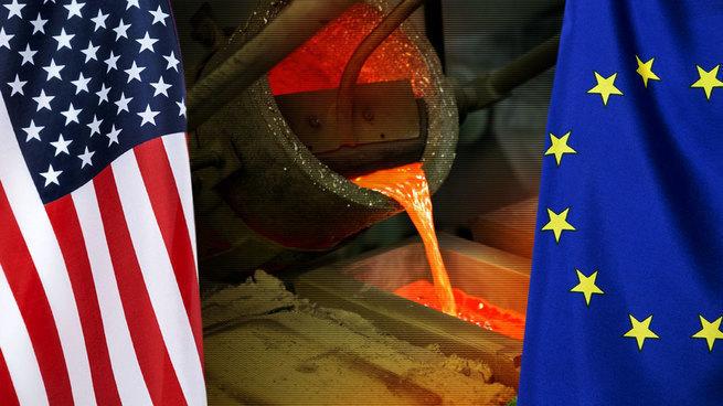 США против ЕС: второй раунд санкционной войны