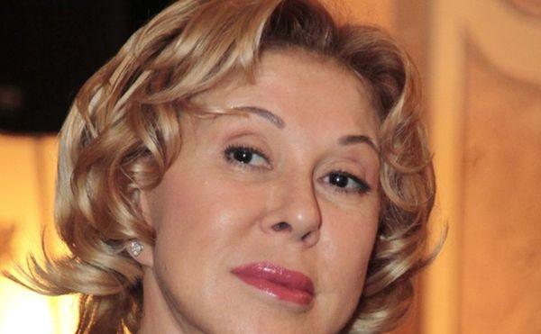 Успенская рассказала, почему икак еёсняли ссамолета доОмска