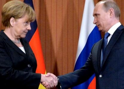 Дружба с Россией: европейцы …