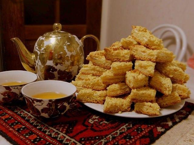Десерт «Каракум». Просто и быстро