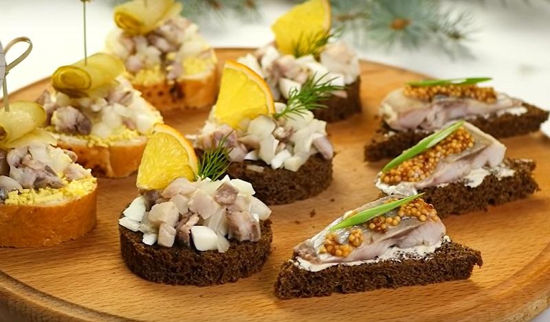 «Три закуски для Золушки»: просто и вкусно – на праздничный стол