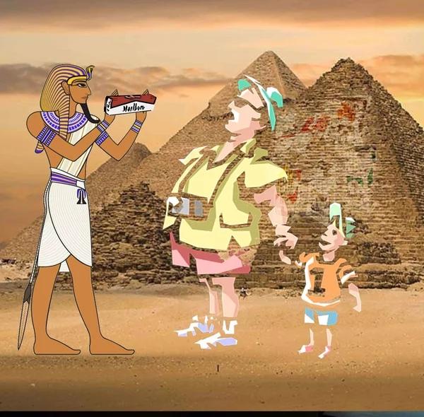 Древняя Египетская Мумия, Кокос и Историки
