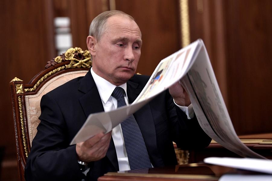Народ за Путина. В политике для людей нет новых вариантов