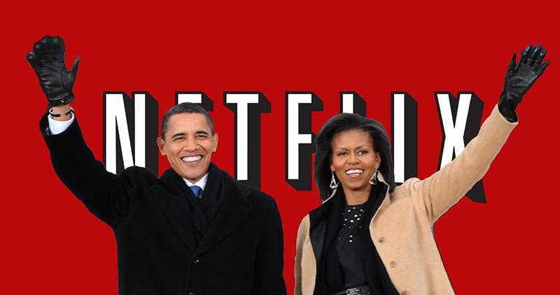 Барак Обама стал продюсером