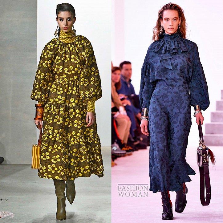 Модные принты осень-зима 2019-2020 фото №26
