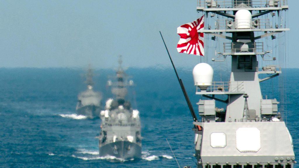 Эксперт рассказал, почему авианосцы Японии не опасны для Курил