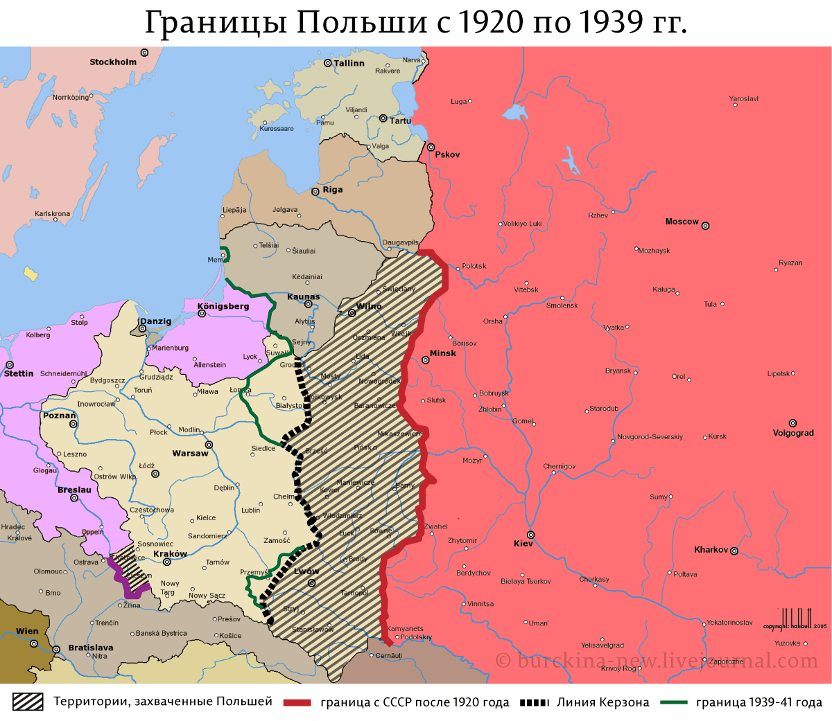 Неудобные исторические факты для Польши и Литвы