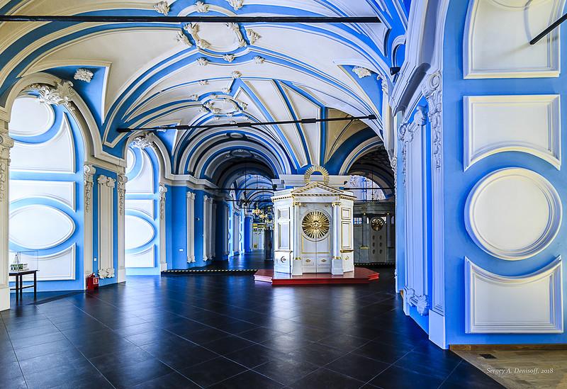 Воскресенский Ново-Иерусалимский монастырь...