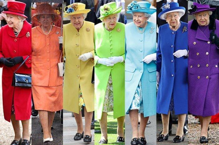 -Я не люблю бежевый цвет-: почему королева Елизавета не носит одежду определенного цвета