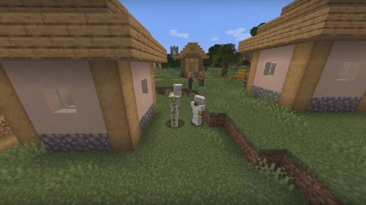 Как в Minecraft найти деревню? Советы новичкам minecraft,геймплей,Игры,советы